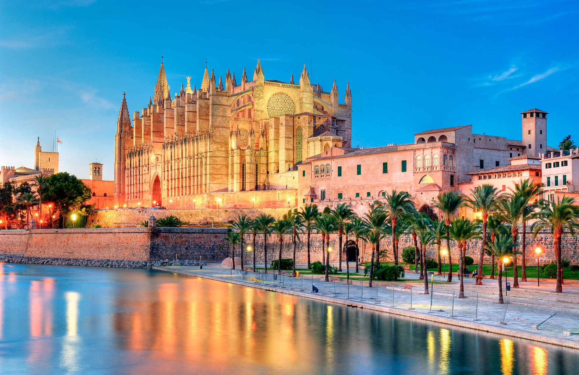 чаще фото испании красивых мест можете