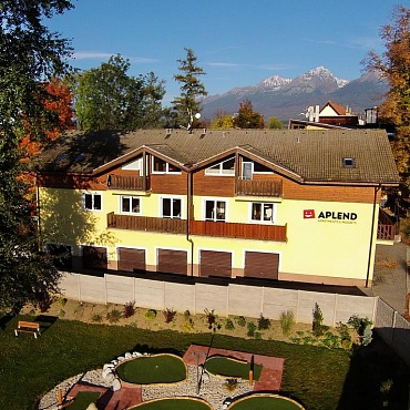 Apartmany Tatry Holiday