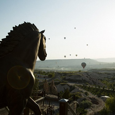 CAPPADOCIA CAVE RESORT AND SPA HOTEL