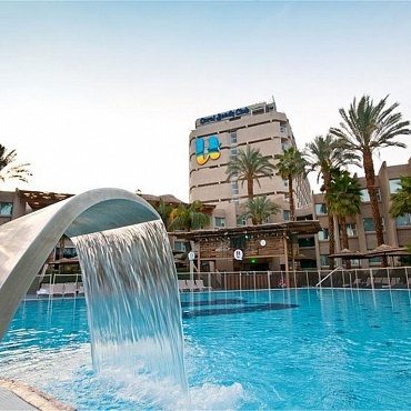 U CORAL BEACH CLUB EILAT 4*+